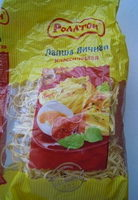 Лапша яичная классическая - Product - ru
