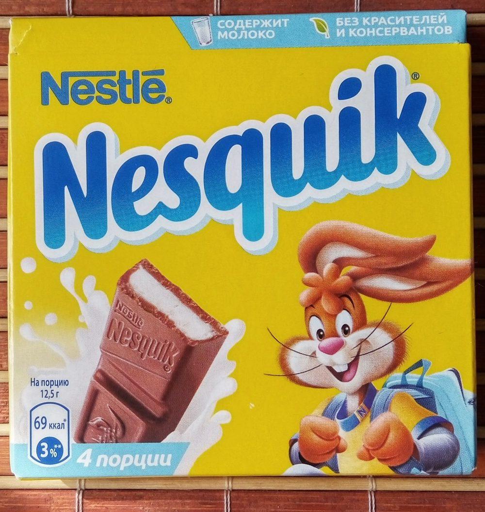 Nesquick - Product
