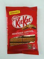KitKat, молочный шоколад с хрустящей вафлей - Продукт