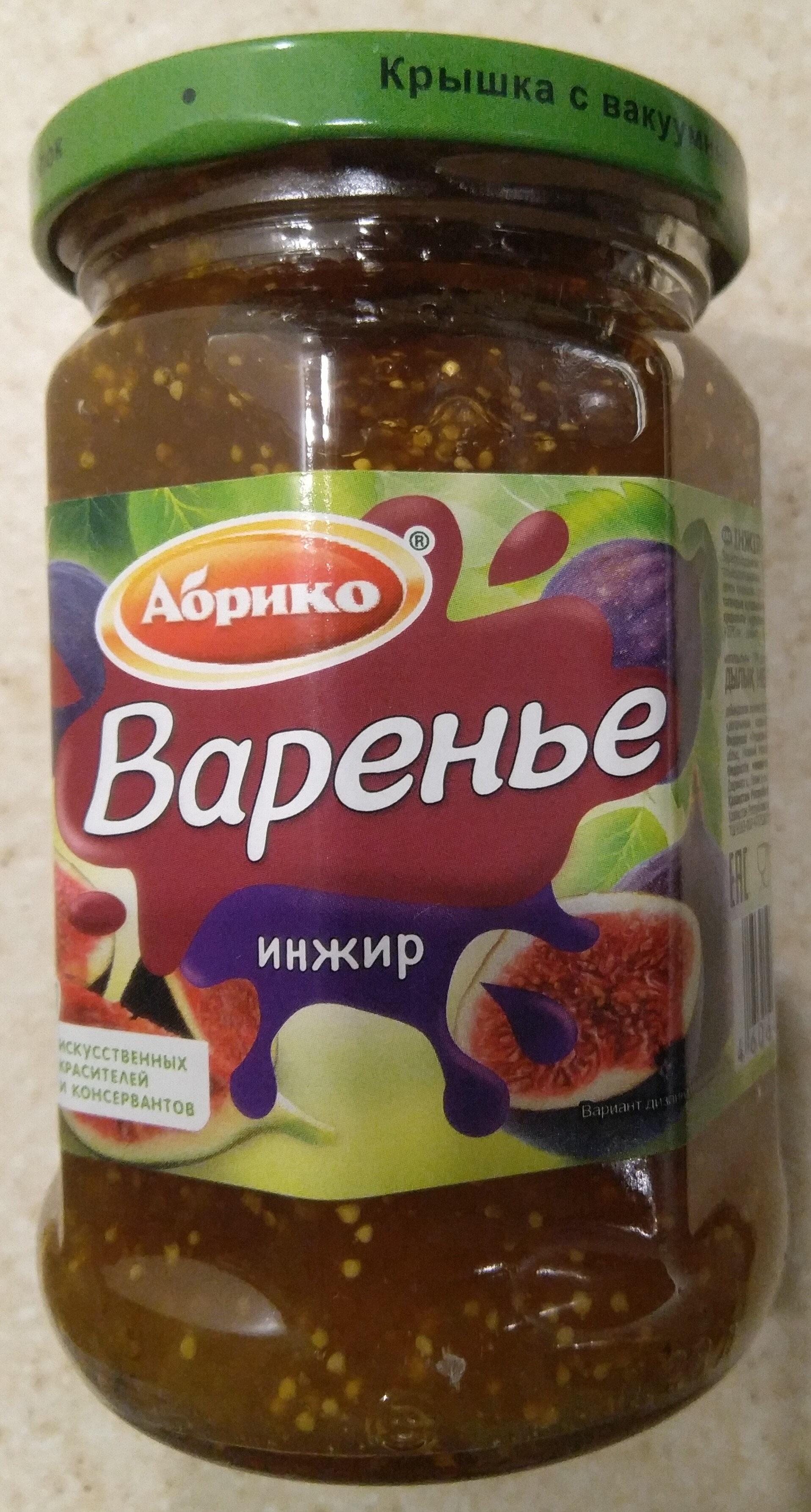 Варенье «Инжирное» - Продукт