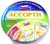 Плавленый сыр к завтраку «Ассорти» - Produit