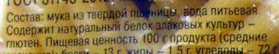 343: Перья - Ingredients