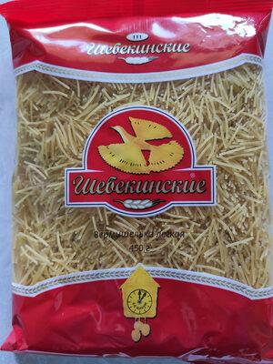Вермишель лёгкая - Product - ru