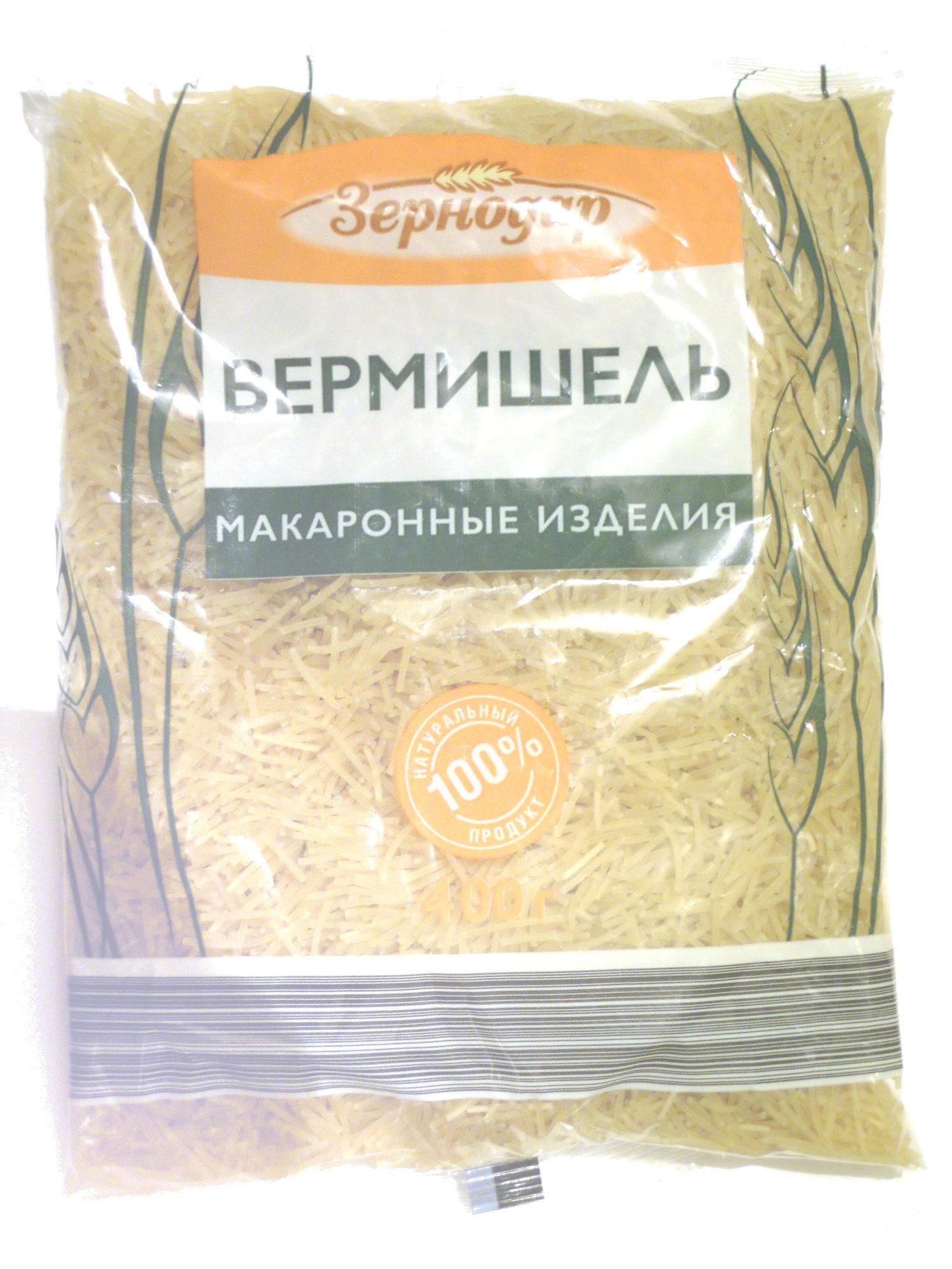 Вермишель (макаронные изделия) - Product - ru