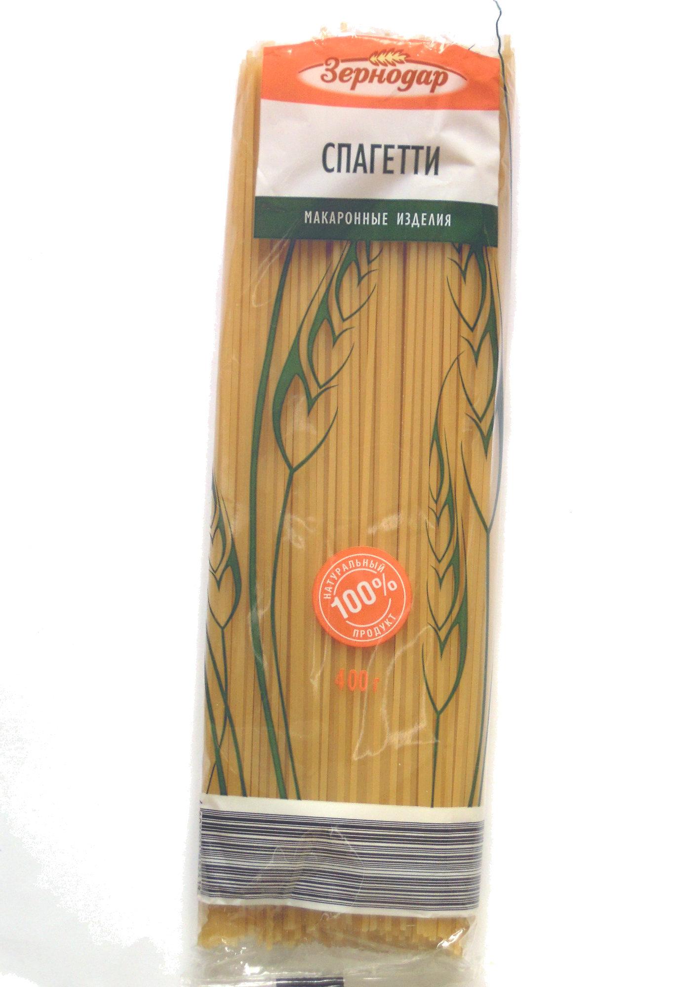 Спагетти - Product - ru