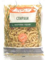 Спирали (макаронные изделия) - Product - ru