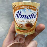 Творожный сыр с белыми грибами - Produit - en