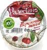 Масса творожная с фруктово-ягодным наполнителем «Вишня-черешня» с массовой долей жира 4,5% - Product