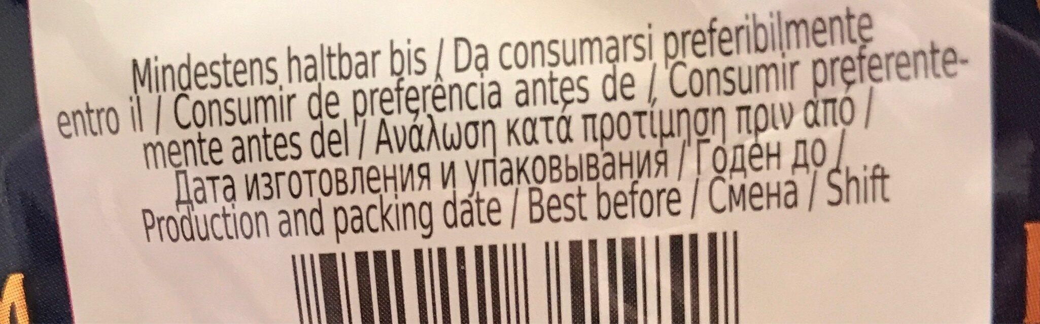 Viva - Ingredients