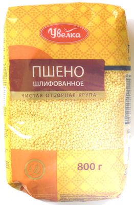 Пшено шлифованное - Product - ru