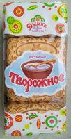 Печенье сахарное «Творожное» - Product - ru