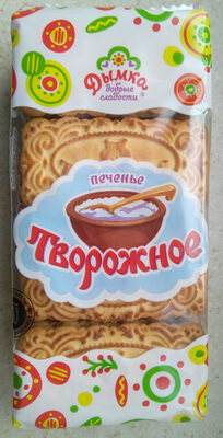 Печенье сахарное «Творожное» - Prodotto - ru
