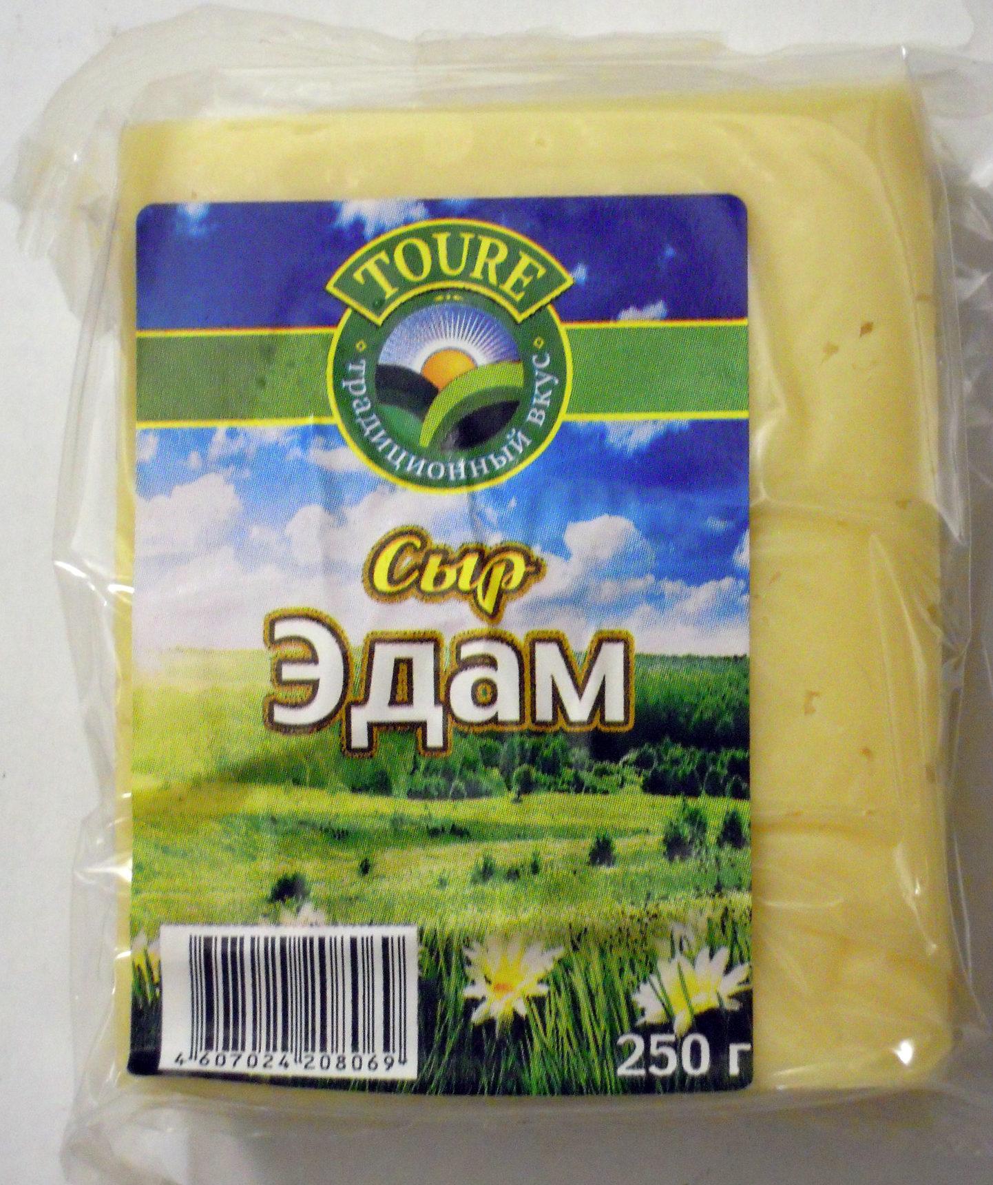 Сыр Эдам - Product - ru