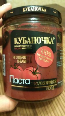 Паста томатная - Product