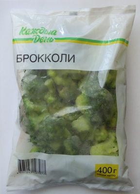 Брокколи - Produkt - ru