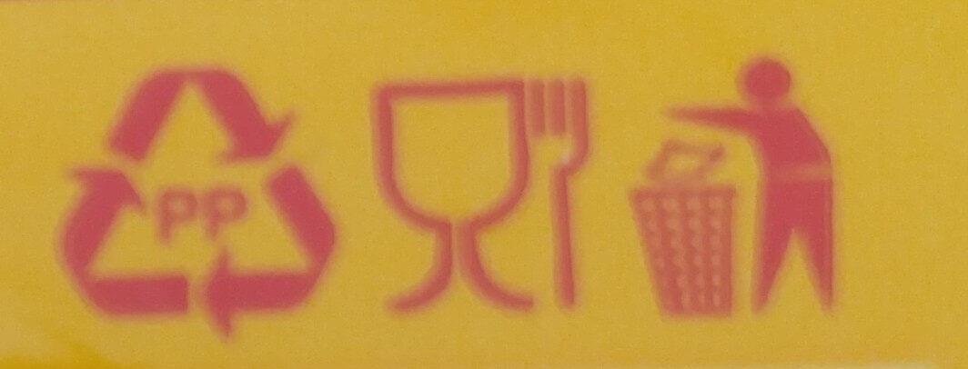 """Печенье затяжное """"Зоохрум"""" - Instruction de recyclage et/ou informations d'emballage - ru"""
