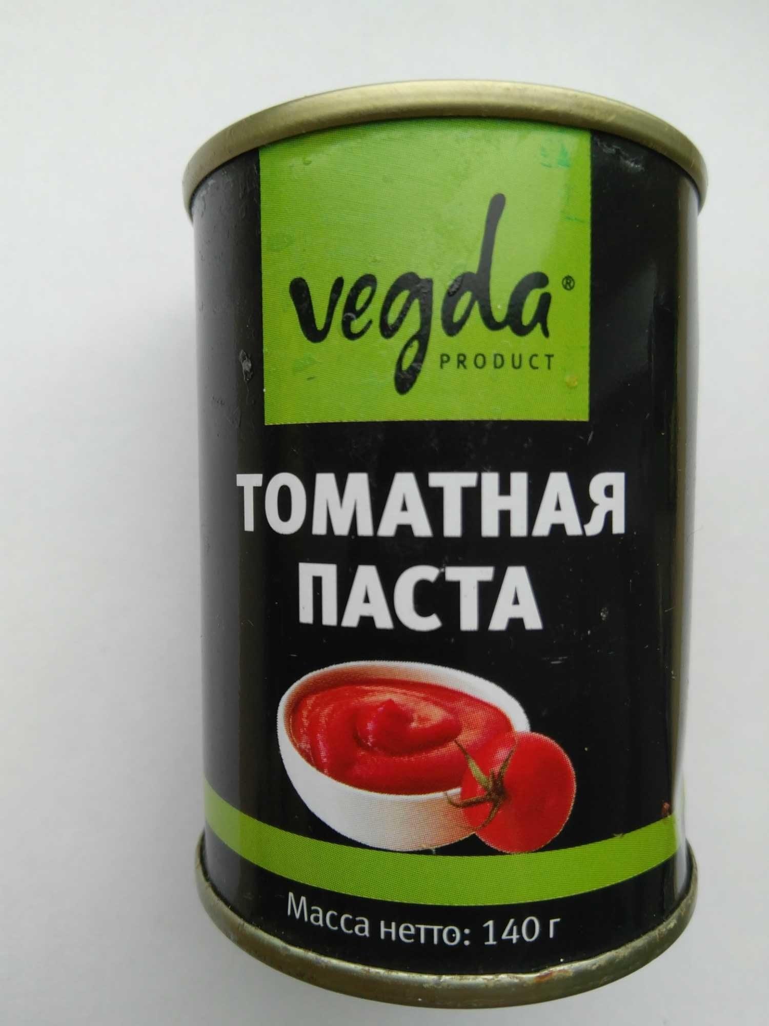 Томатная паста - Produit