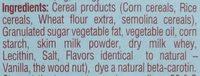 Подушечки Вкусти-хрусти с ореховой начинкой - Ingredients