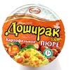 Картофельное пюре быстрого приготовления «Доширак» со вкусом грибов - Product