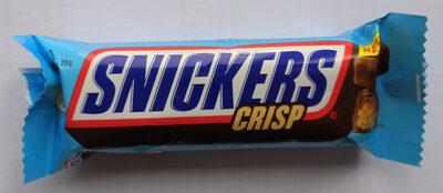 Snickers Crisp - Produkt