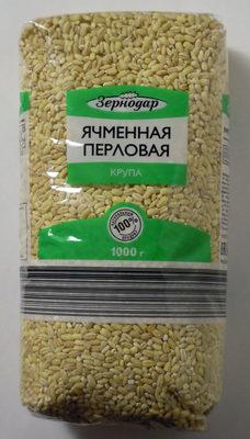 Ячменная перловая крупа - Product - ru