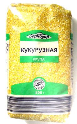 Кукурузная крупа - Product - ru