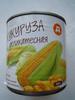 Кукуруза деликатесная - Produkt
