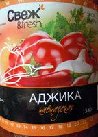 Аджика «Кавказская» - Product - ru