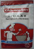 Дрожжи быстродействующие «Саф-Момент» - Product - ru
