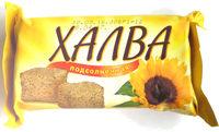 Халва подсолнечная - Product - ru