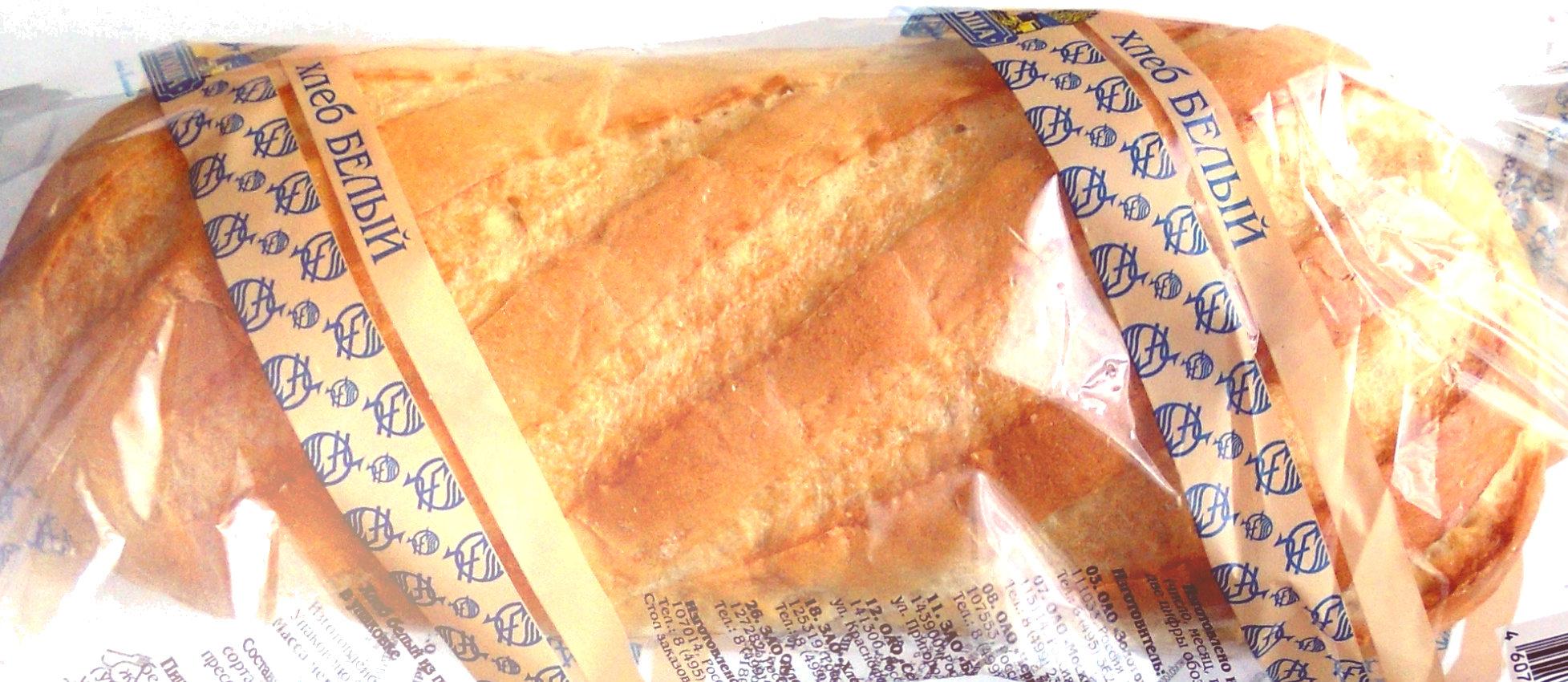 Хлеб белый - Product