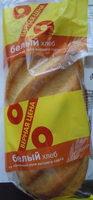 Белый хлеб - Product