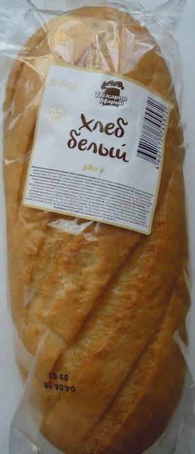 Хлеб белый - Product - ru