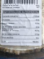 Pastel de zanahoria Costco - Producto - es