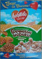 Гречневые шарики с натуральным медом - Product - ru