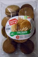 Овсяное печенье - Produit