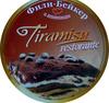 Tiramisu restorante - Продукт