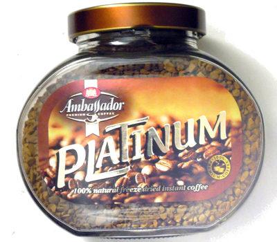 Platinum - Продукт