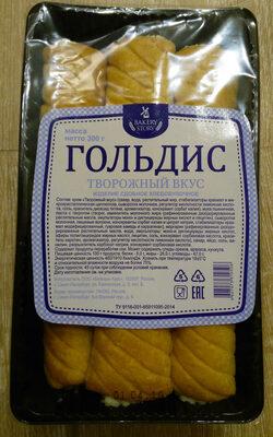 Гольдис творожный вкус - Product - ru