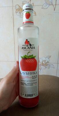 безалкогольный сильногазированный напиток, Клубника - Produit - ru