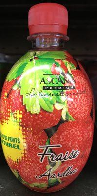 Ascania limonade fraise - Producto