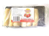 Блинчики с клубникой - Product - ru