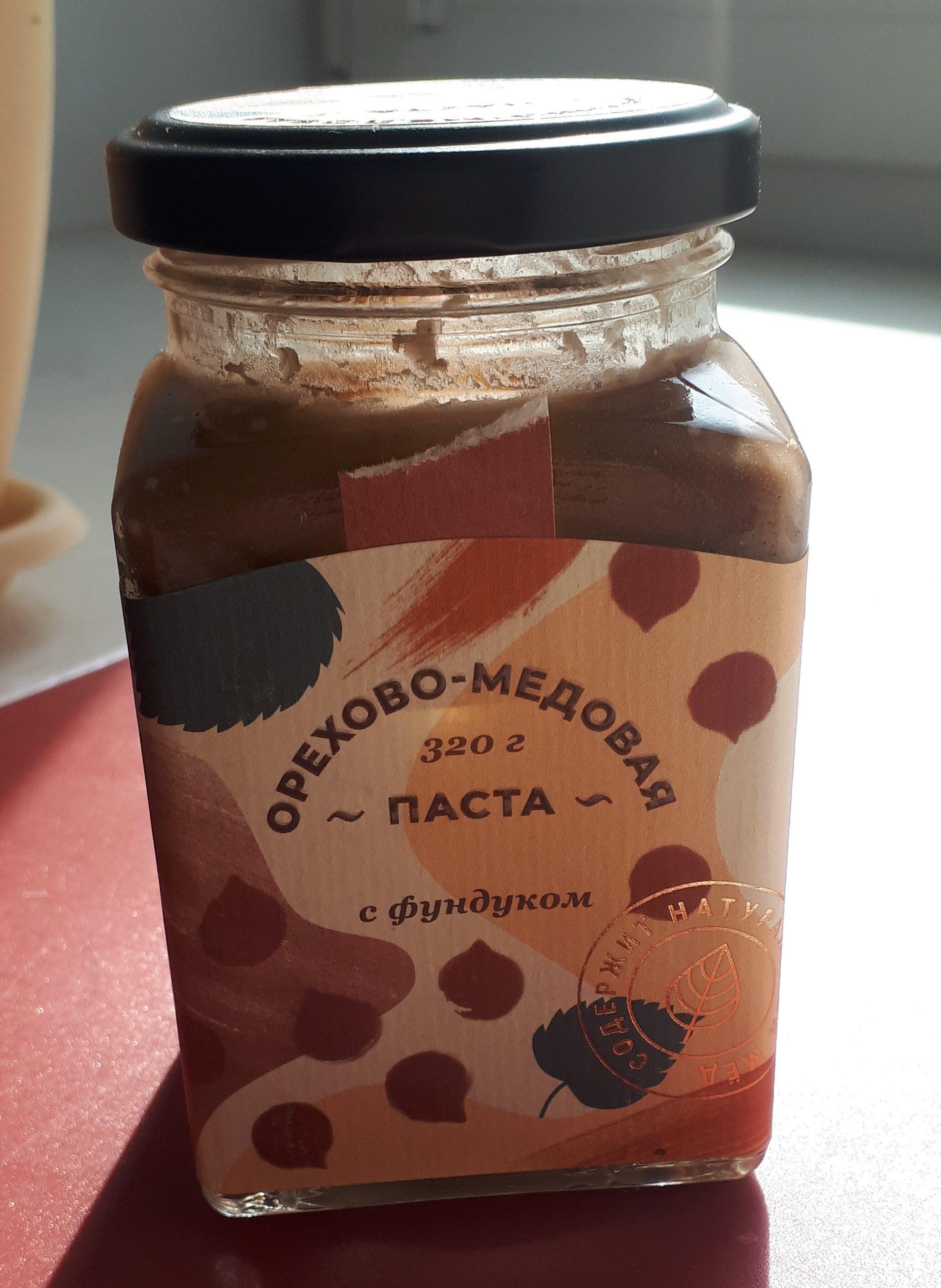 Орехово-медовая паста - Produit - ru