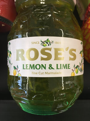 Rose's lemon & lime - Product