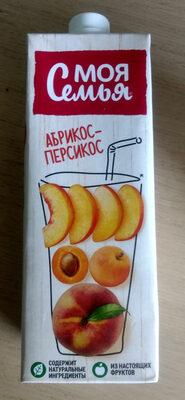 Абрикос-персикос - Продукт - ru