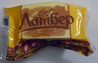 Сыр Ламбер - Produit - ru