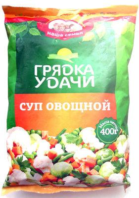 Суп овощной «Грядка удачи» - Product
