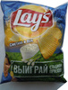 Lay's сметана и лук - Product