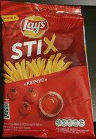 lays stix кетчуп - Produit - ru