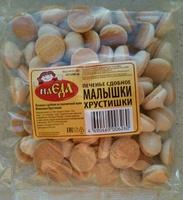 Печенье сдобное из пшеничной муки Малышки Хрустишки - Product - ru